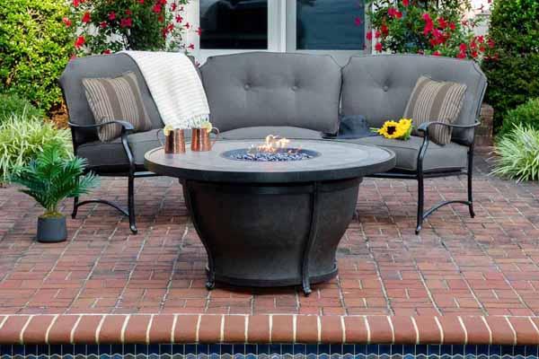 Outdoor Patio Furniture Albany Ny Aluminum Wicker