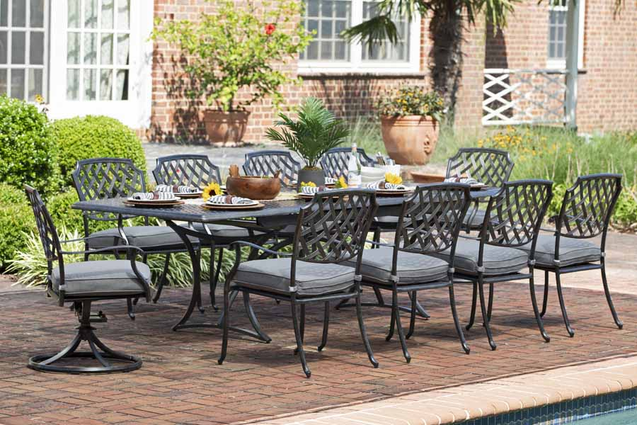Madison Extension Table Dining Set Product Image