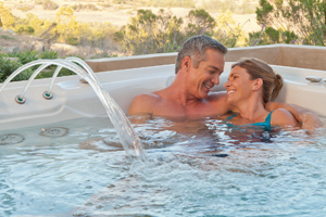 Hot Spring® Salt Water System Family Image