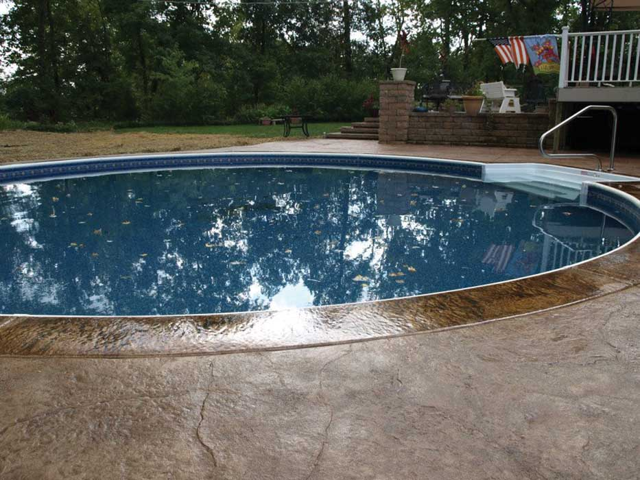 Radiant Inground Pools