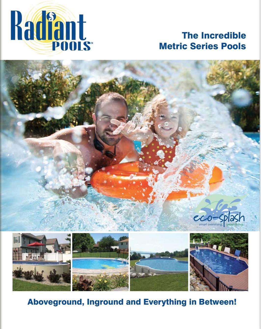 Radiant Pool Brochure