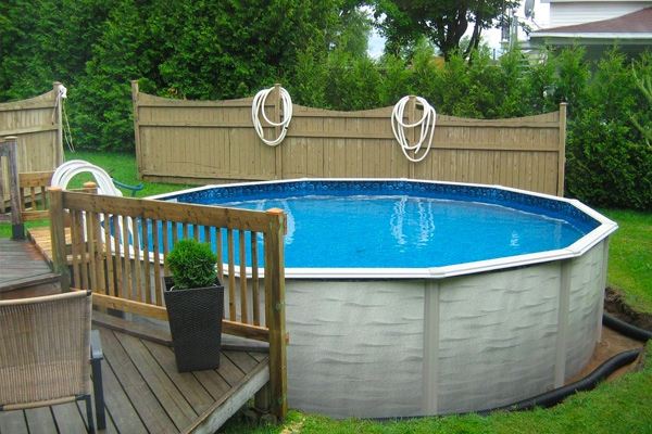 Benefits to Owning a Swimming Pool Family Image