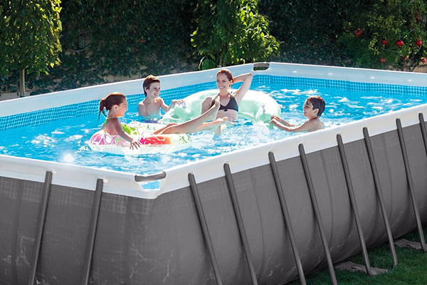 Swimming Pool Videos Family Image