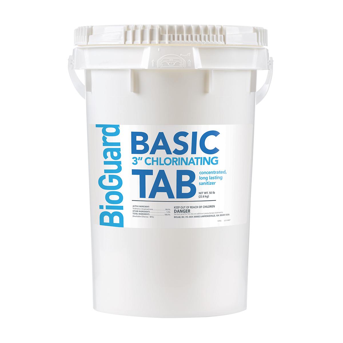 Bioguard 174 Basic Tabs Lake Air Pool Supply