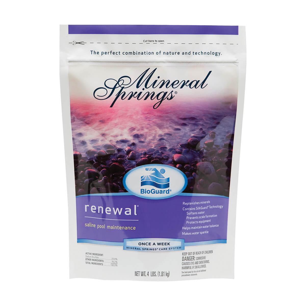 Mineral Springs 174 Renewal 174 Lake Air Pool Supply