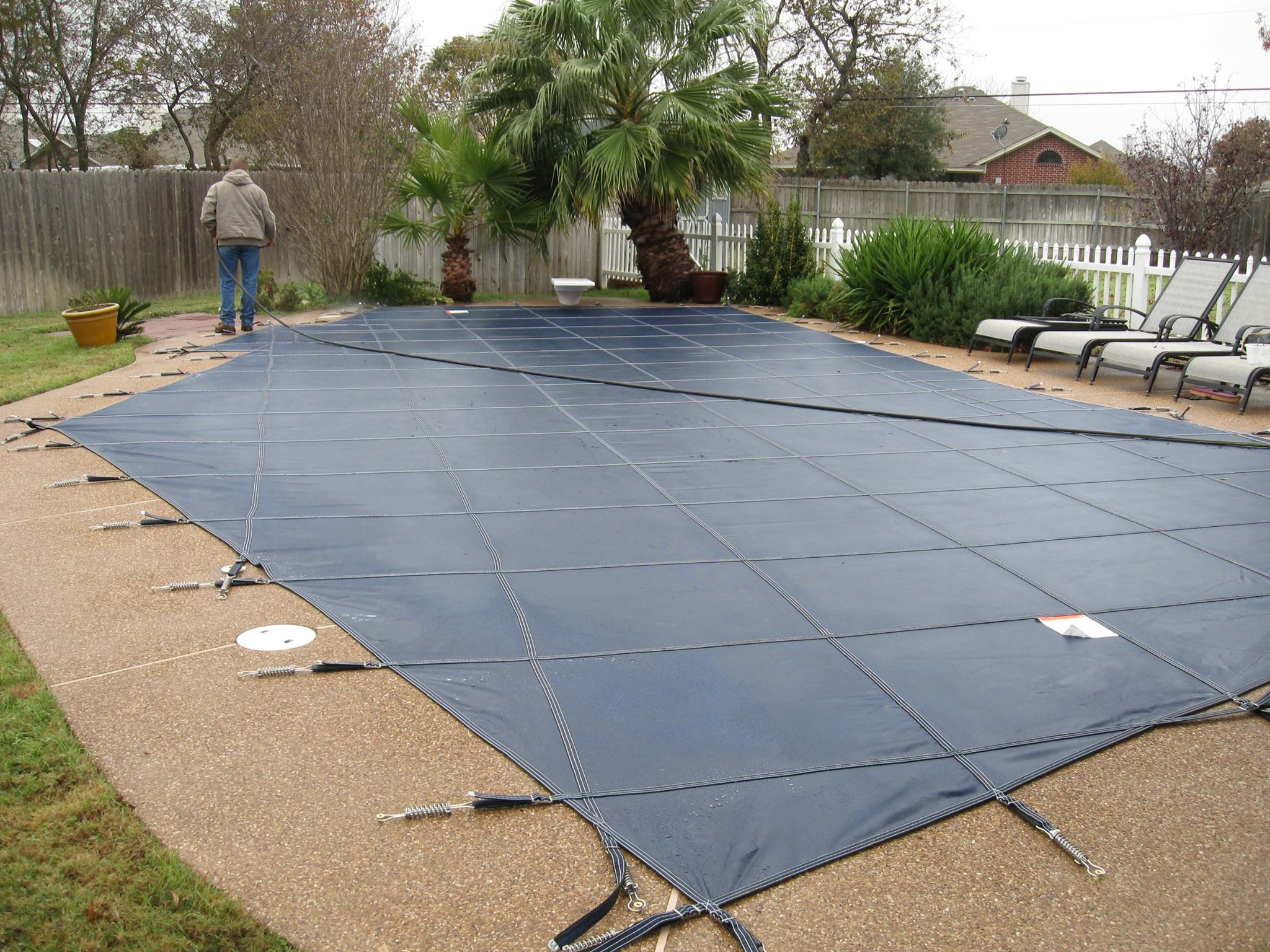 Meyco Pool Covers Lake Air Pool Supply
