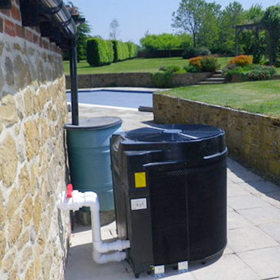 AquaCal Heat Pumps Family Image