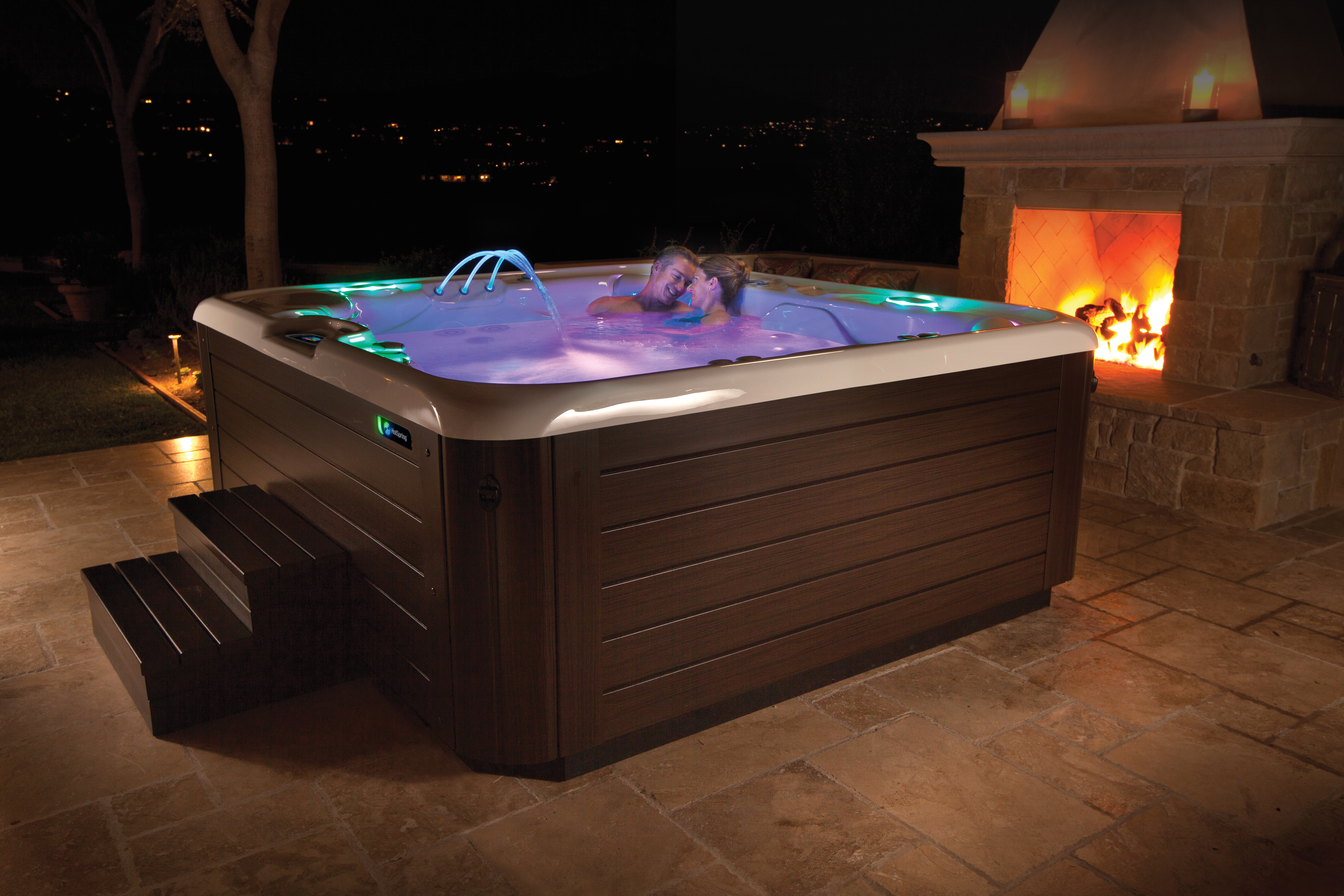 Factors to consider when choosing between entry-level or high-end hot tubs