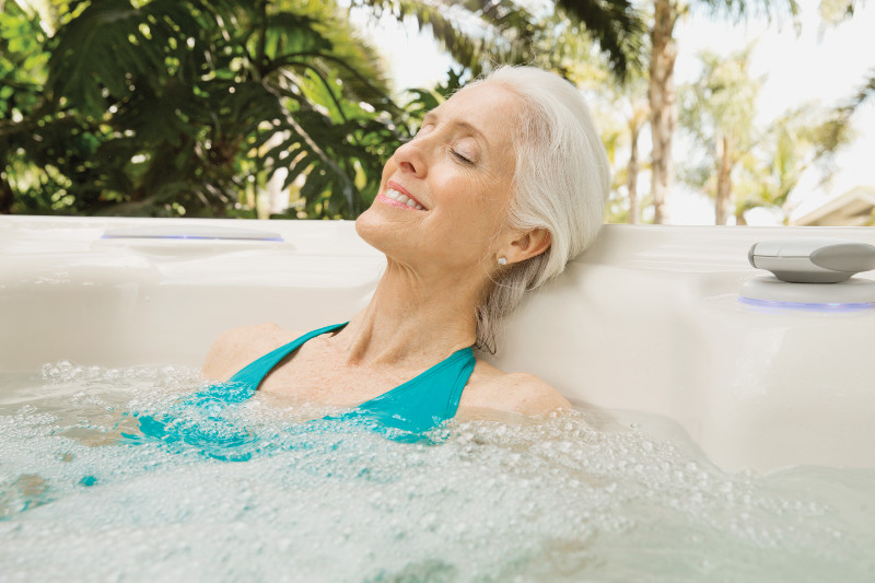 Use your Hot Tub to Stay Flexible After 50