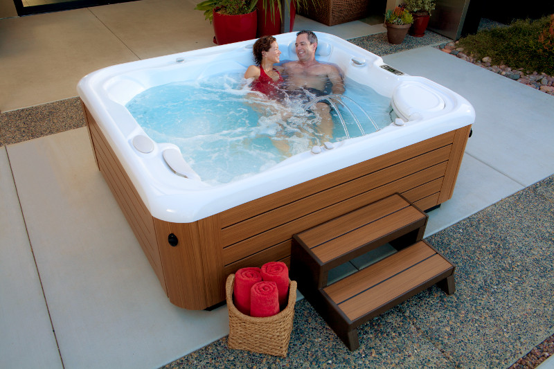 The Basic Anatomy of a Hot Tub