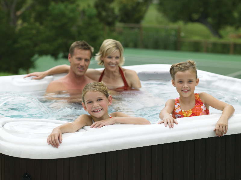 How to Enjoy Your Hot Tub All Year Long