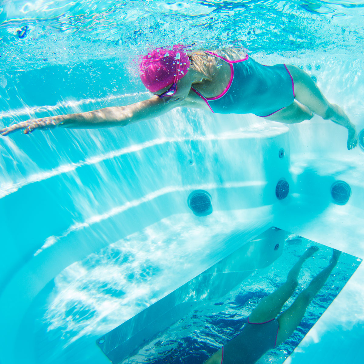 5 of the Best Swim Spa Exercises