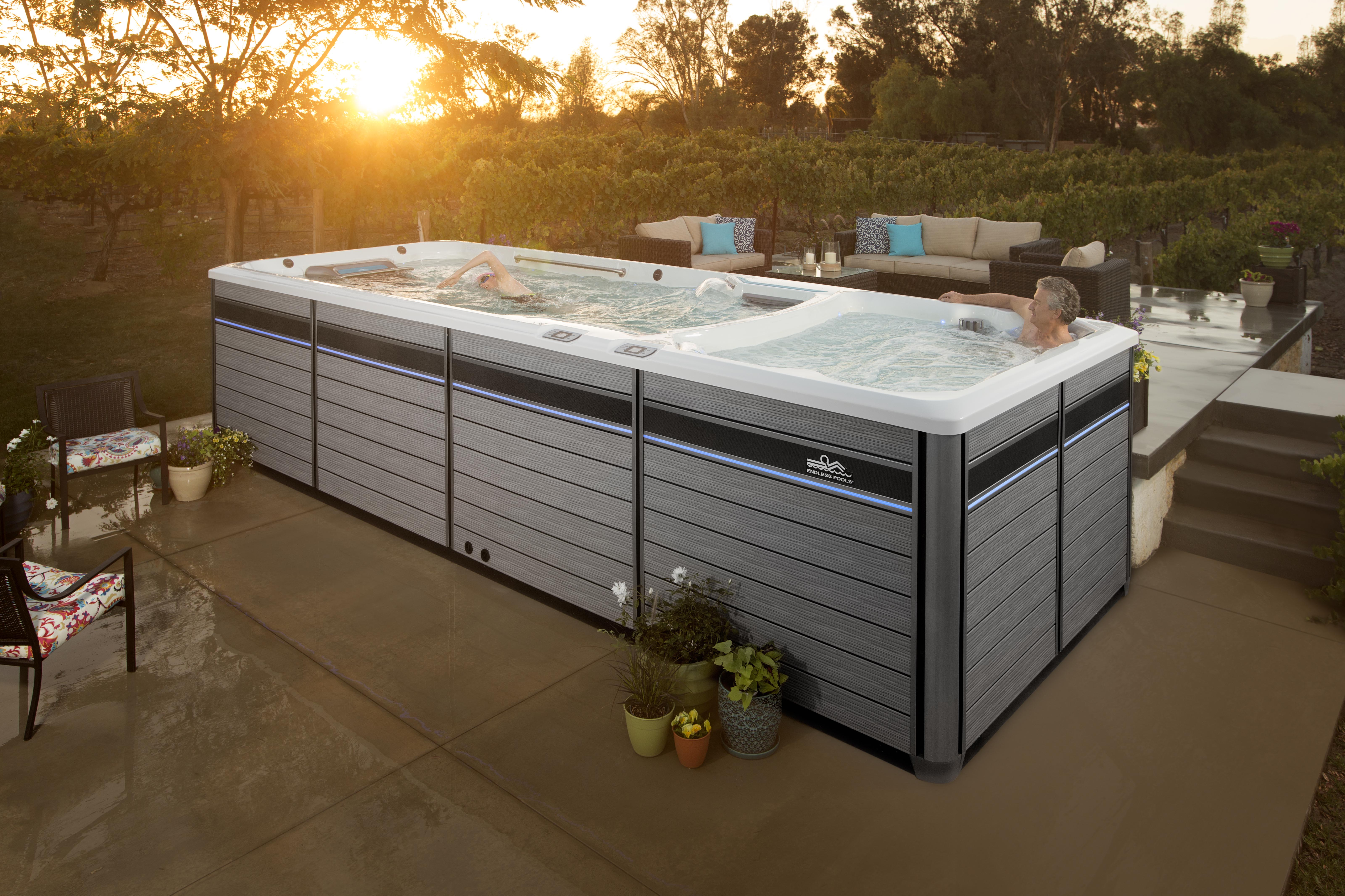 Swim Spas: The All-Inclusive Hot Tub Choice
