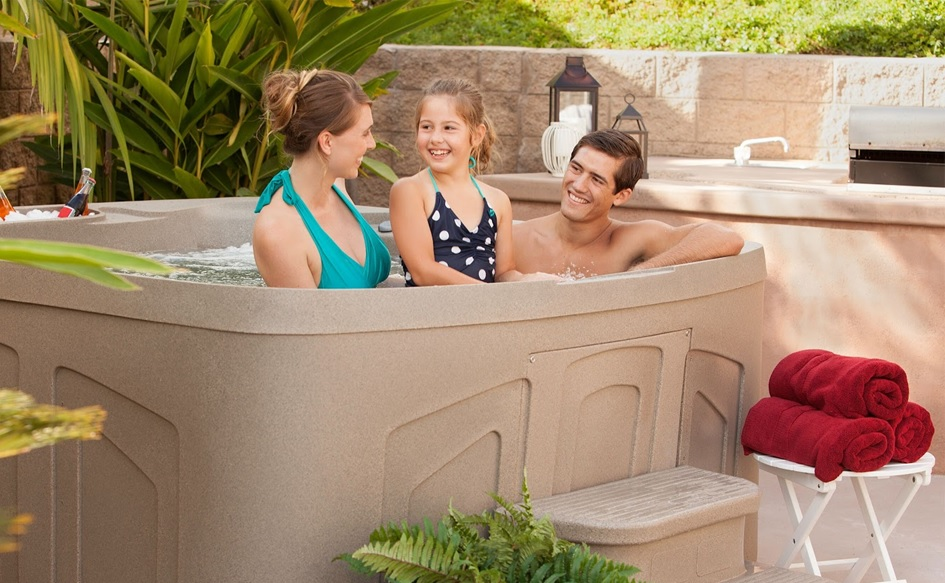What are the Typical Dimensions of a Hot Tub?