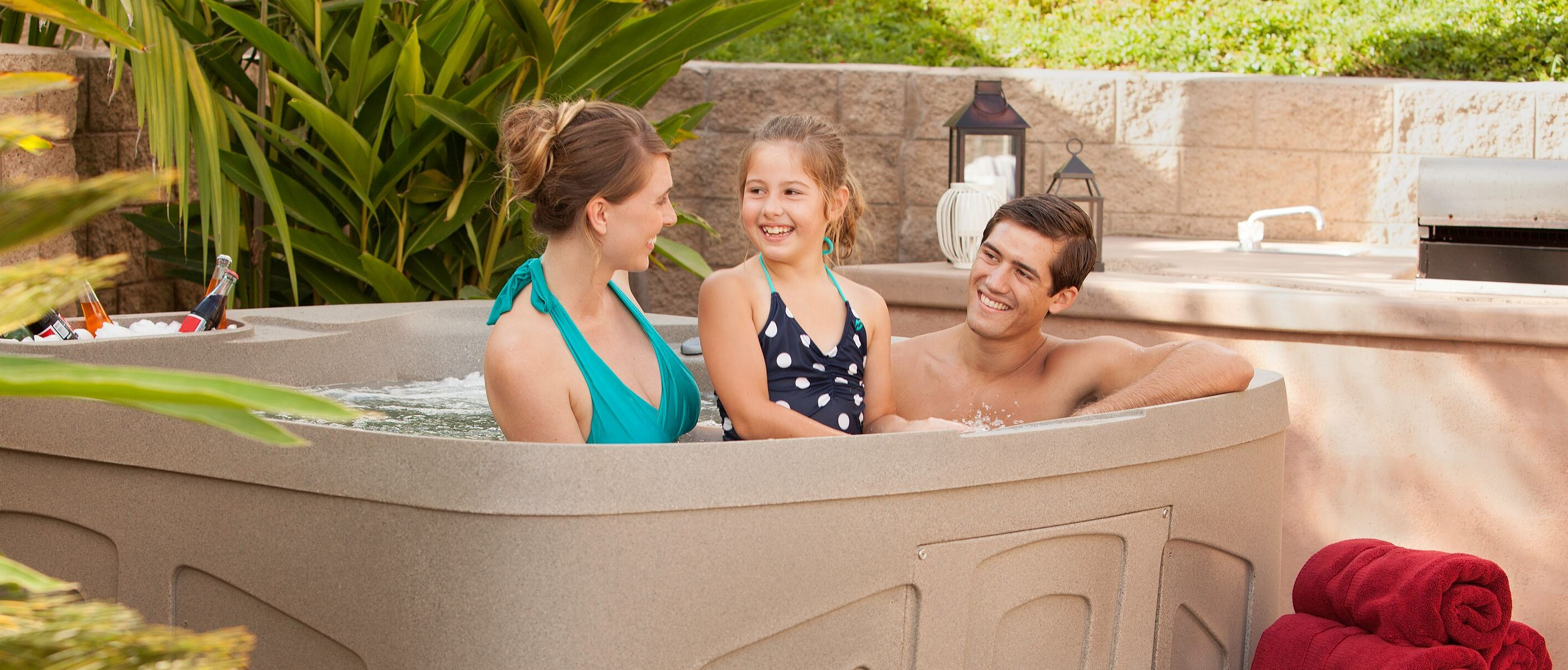 Fun Hot Tub Games to Play for Every Season
