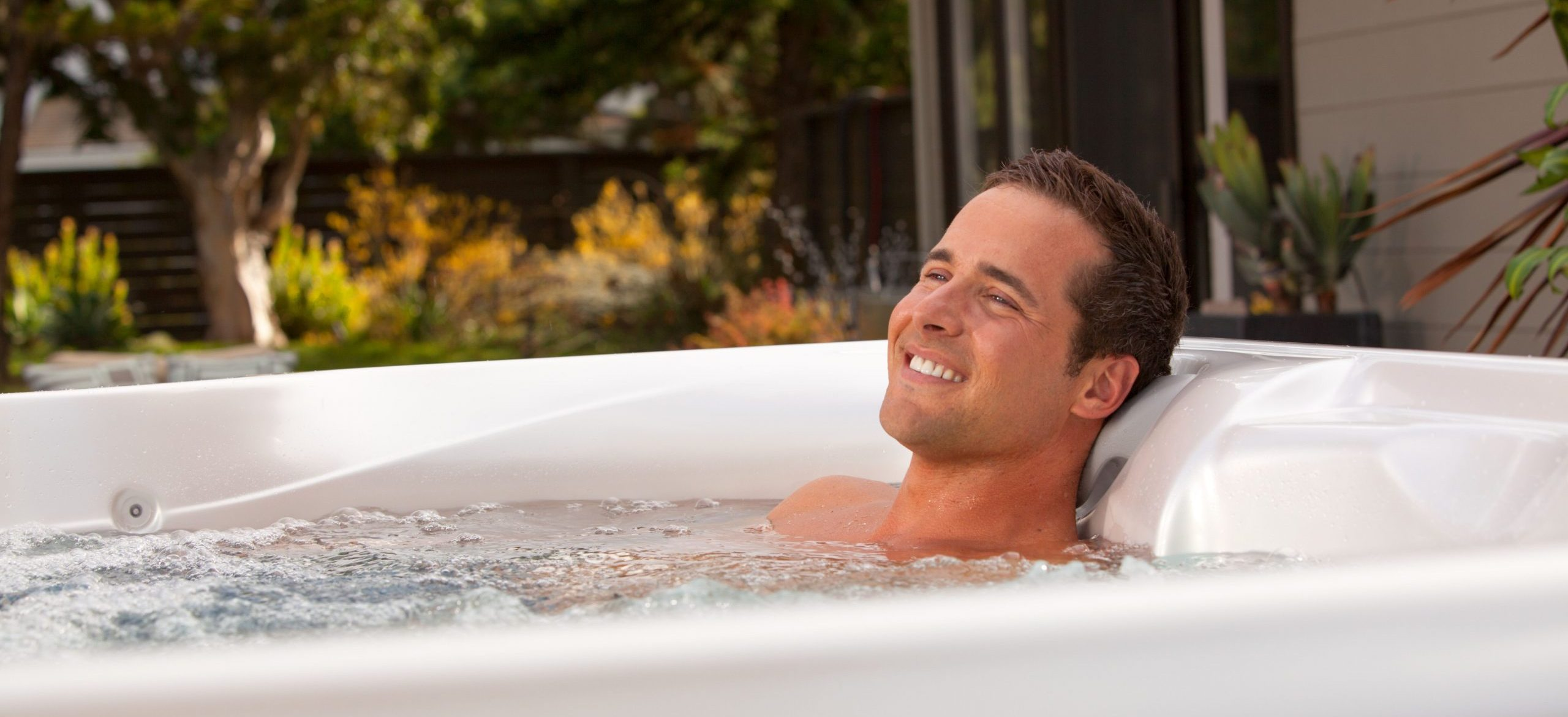 How to Create More Privacy Around Your Hot Tub