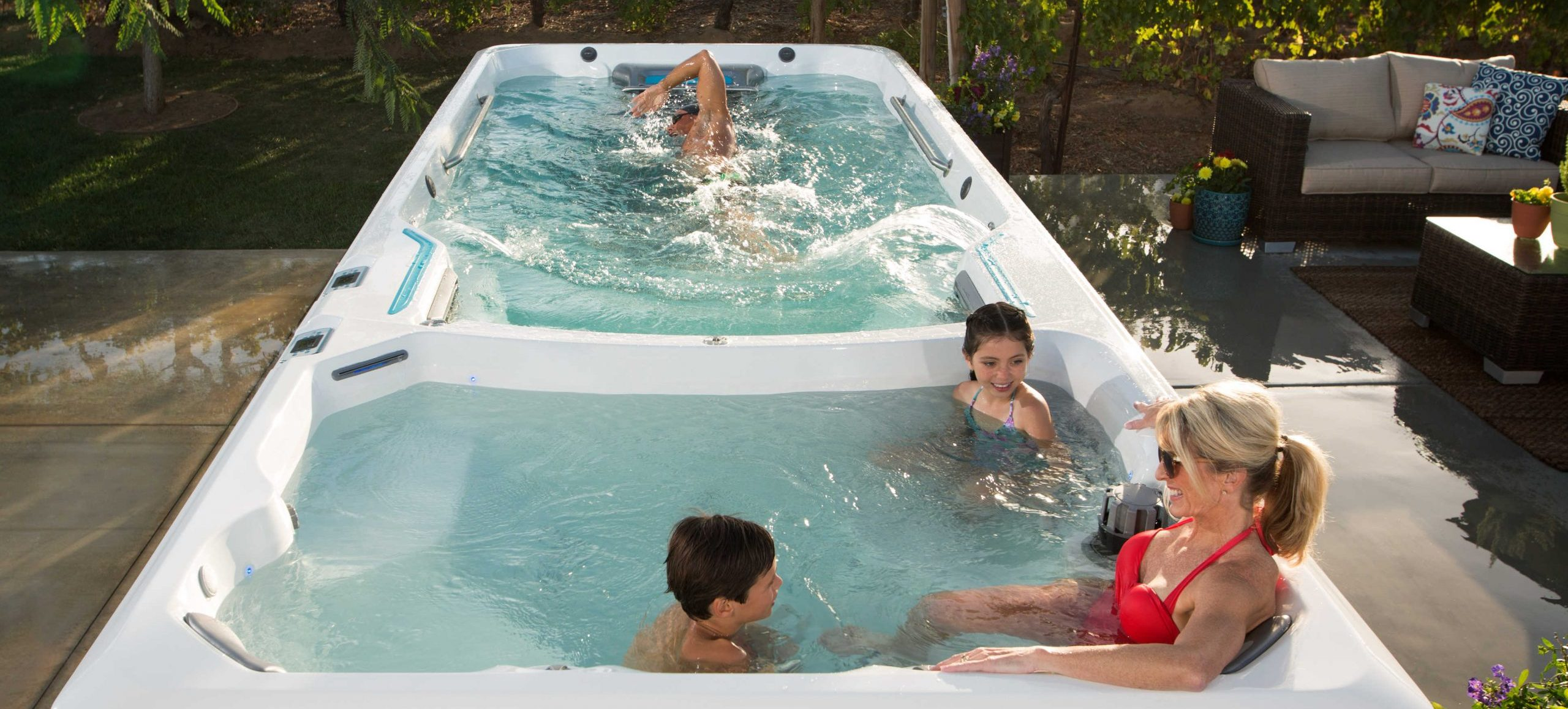 Why an Endless Pools® is the Perfect Summer Pool