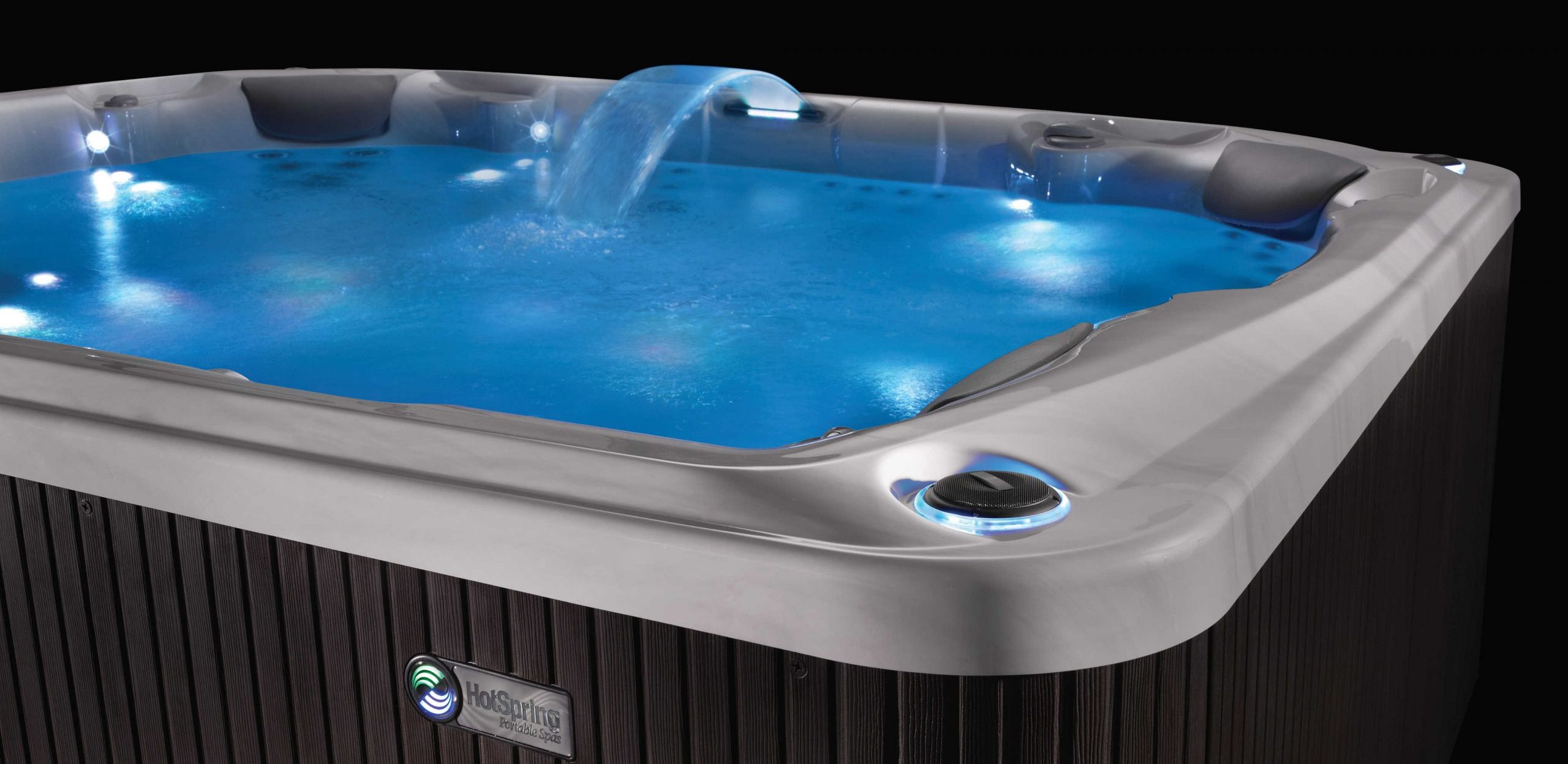 What should I know about installing an indoor hot tub?