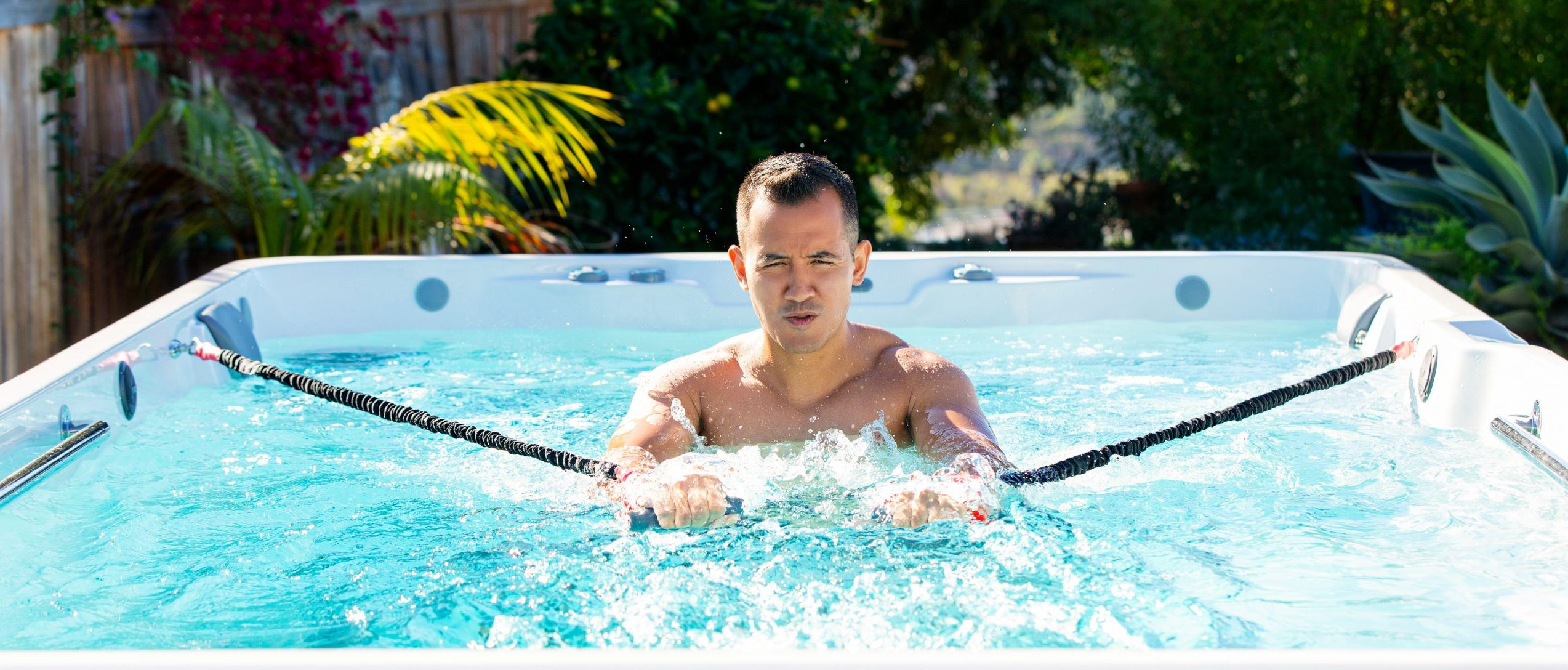 How to Train Like a Pro in Your Swim Spa