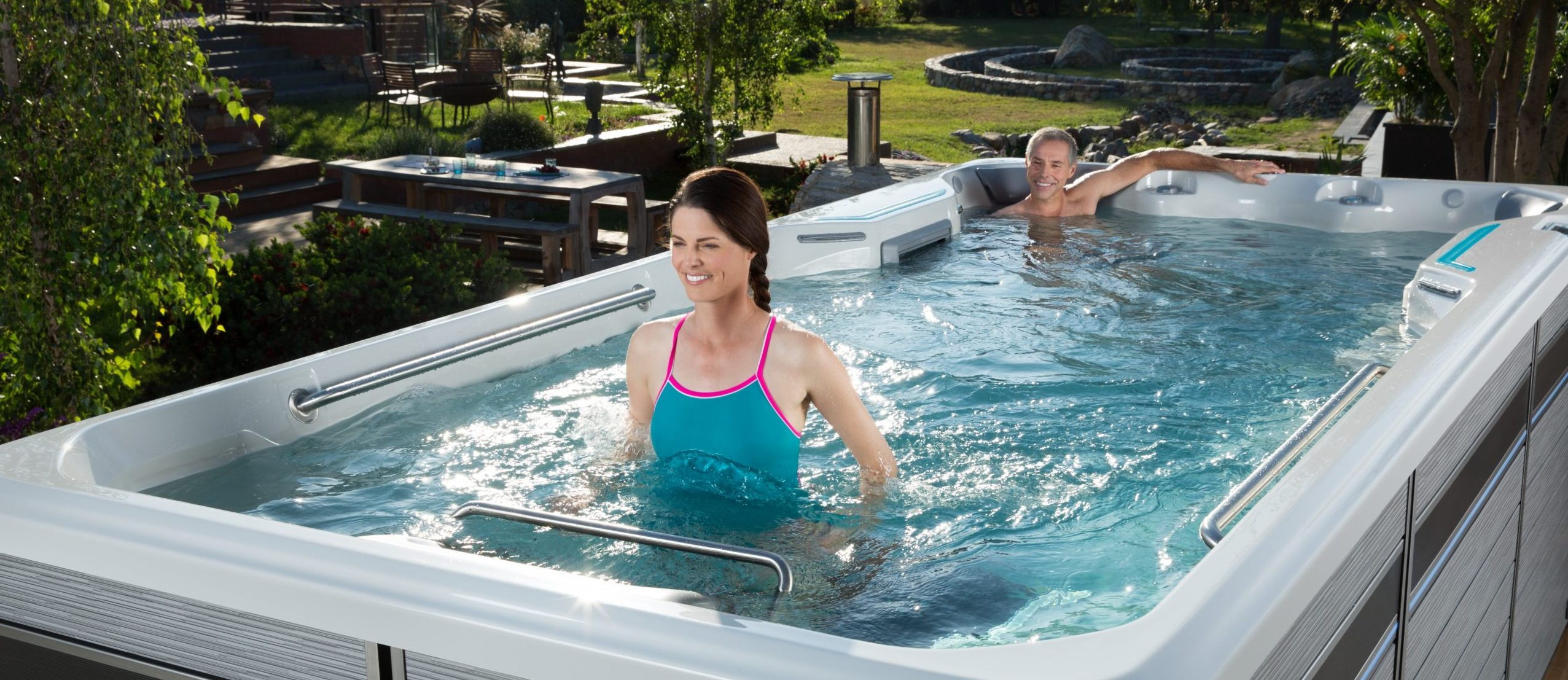 4 Reasons to Get a Swim Spa for Yourself