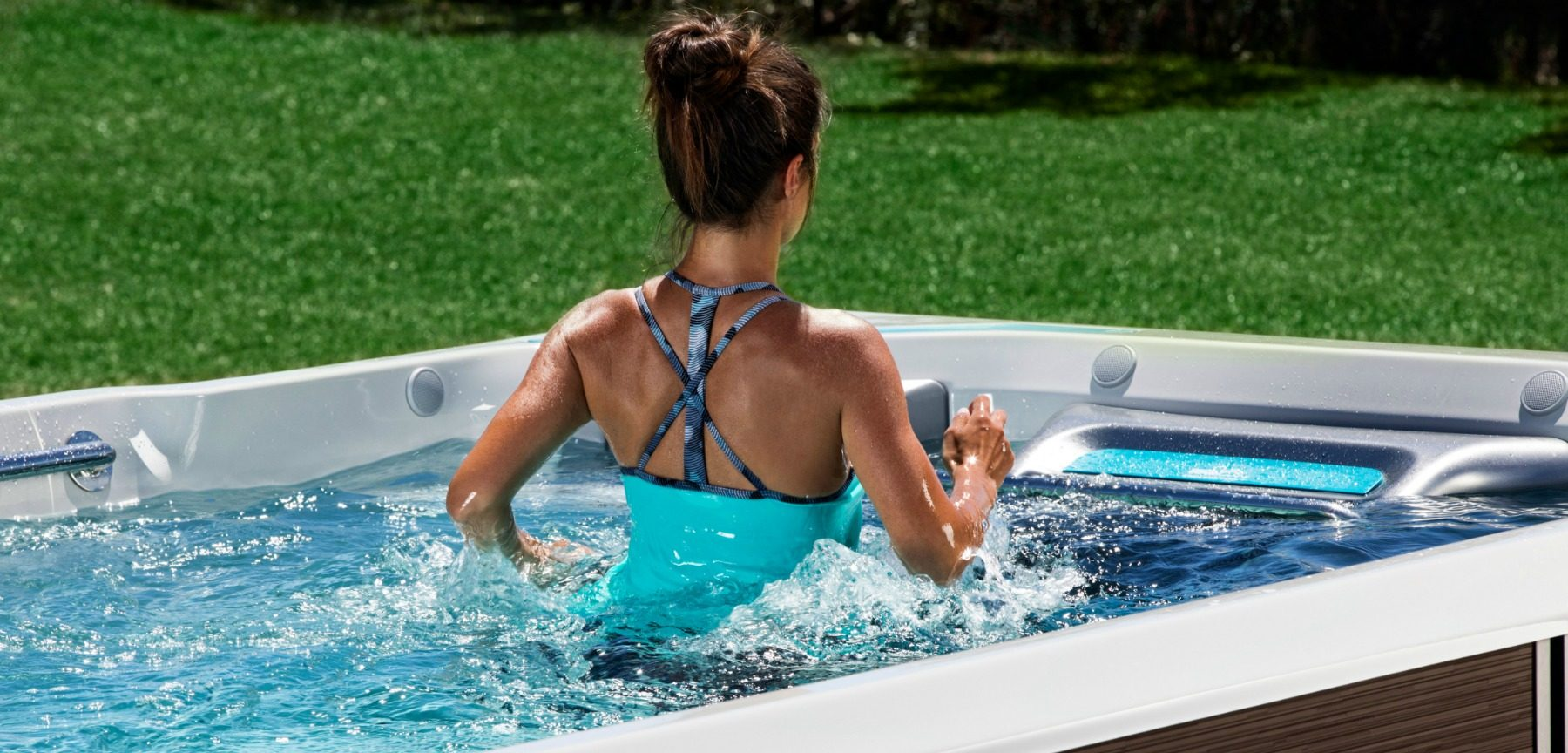 Meet Your 2021 Fitness Goals with an Endless Pools®
