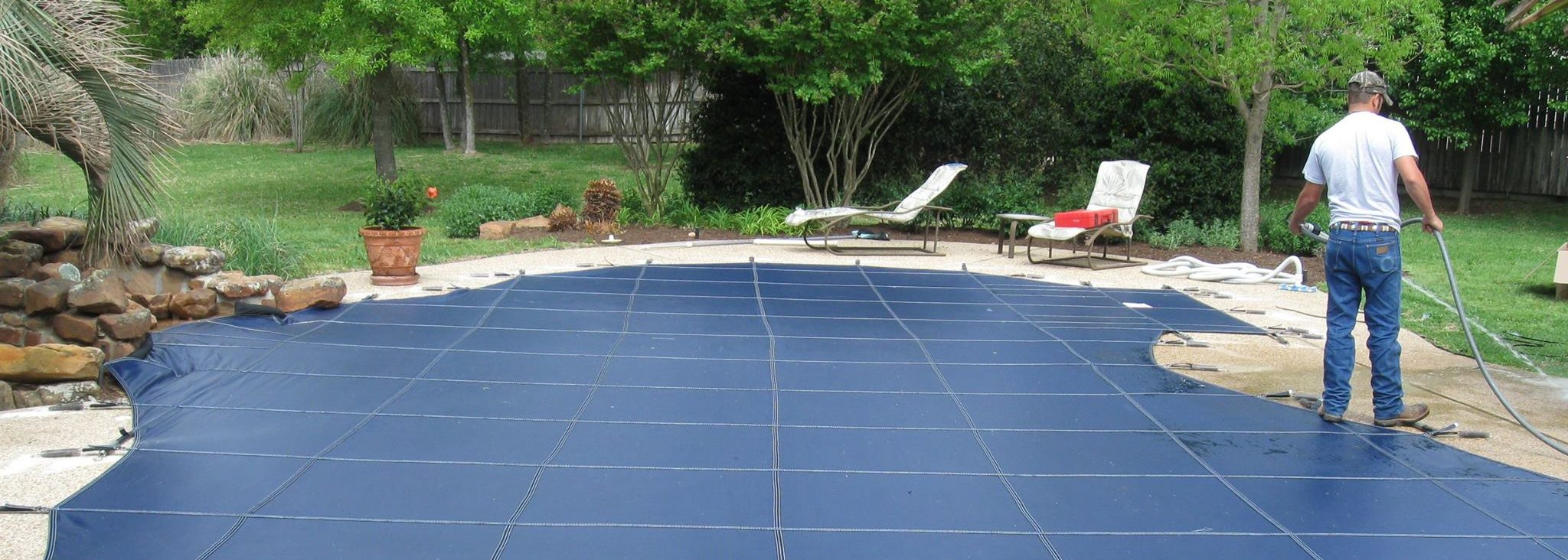 Monthly Check-Up List for Your Pool Cover