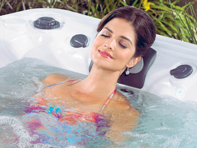 Hot Tub Benefits Family Image
