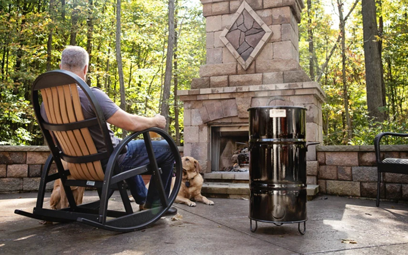 Pit Barrell Grills Family Image