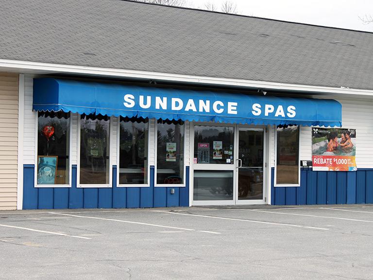 Levesque Spas Storefront
