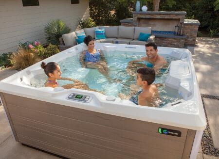 Hot Spring® Spas Family Image