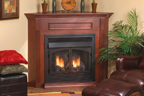 Buck Stove Gas Fireplaces Family Image