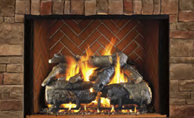 Real Fyre Gas Logs Visual List Item Image