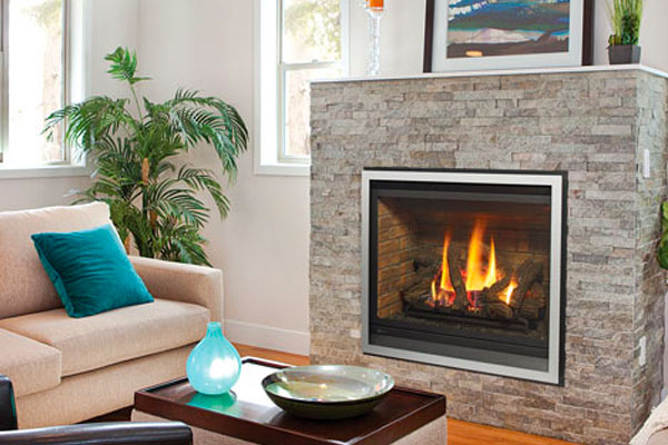 Regency Gas Fireplaces Family Image