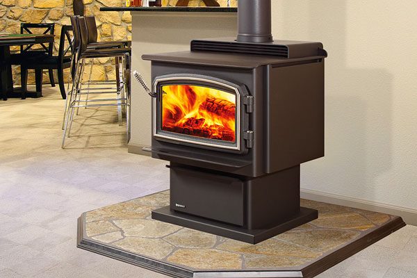 Regency Wood Stoves Family Image