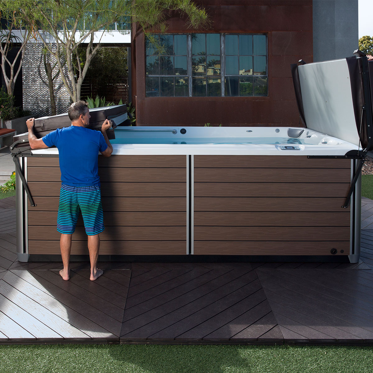 E700 Endless PoolsR Fitness Systems