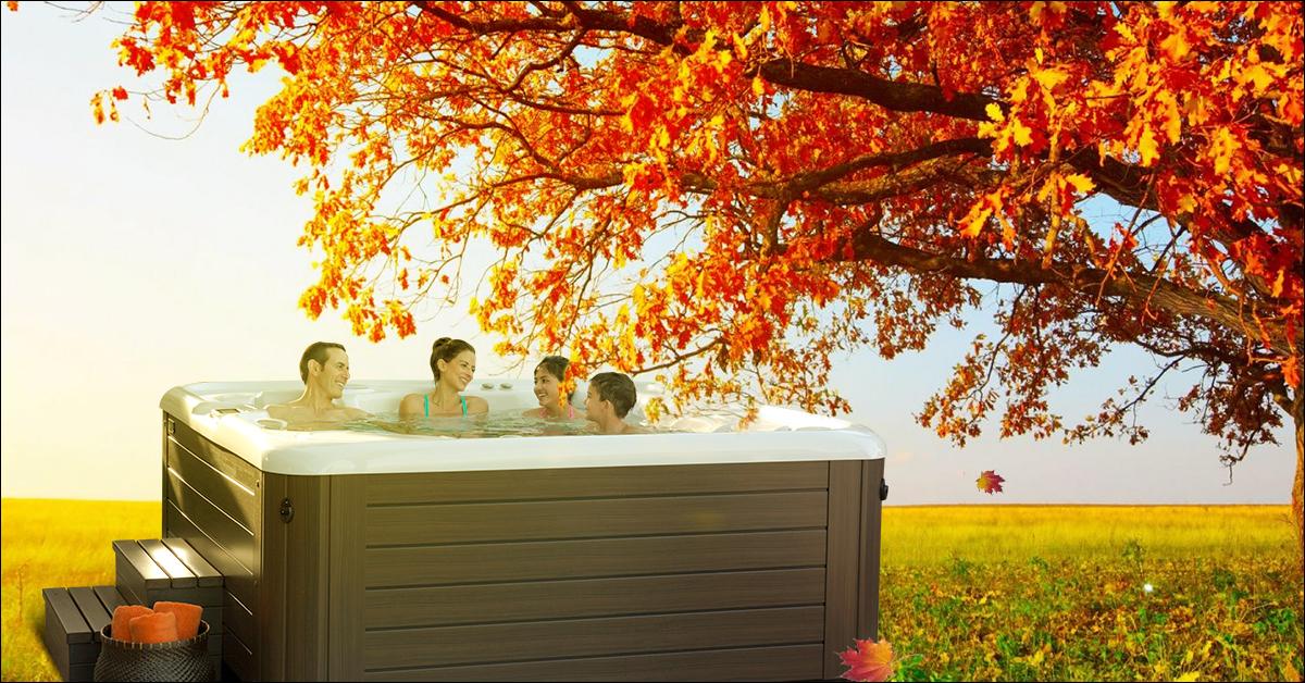 Enjoy Fall in Colorado – hiking, biking, and hot tubbing
