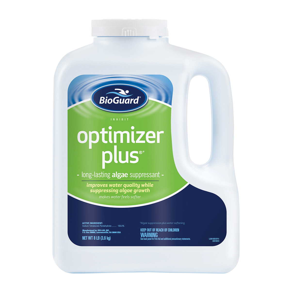 Optimizer® Plus - Mermaid Pool, Spa & Patio