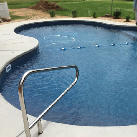 Trained pool and spa professionals here to serve you.