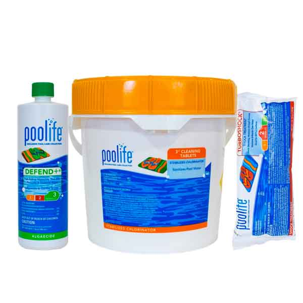 poolife® Water Care Family Image