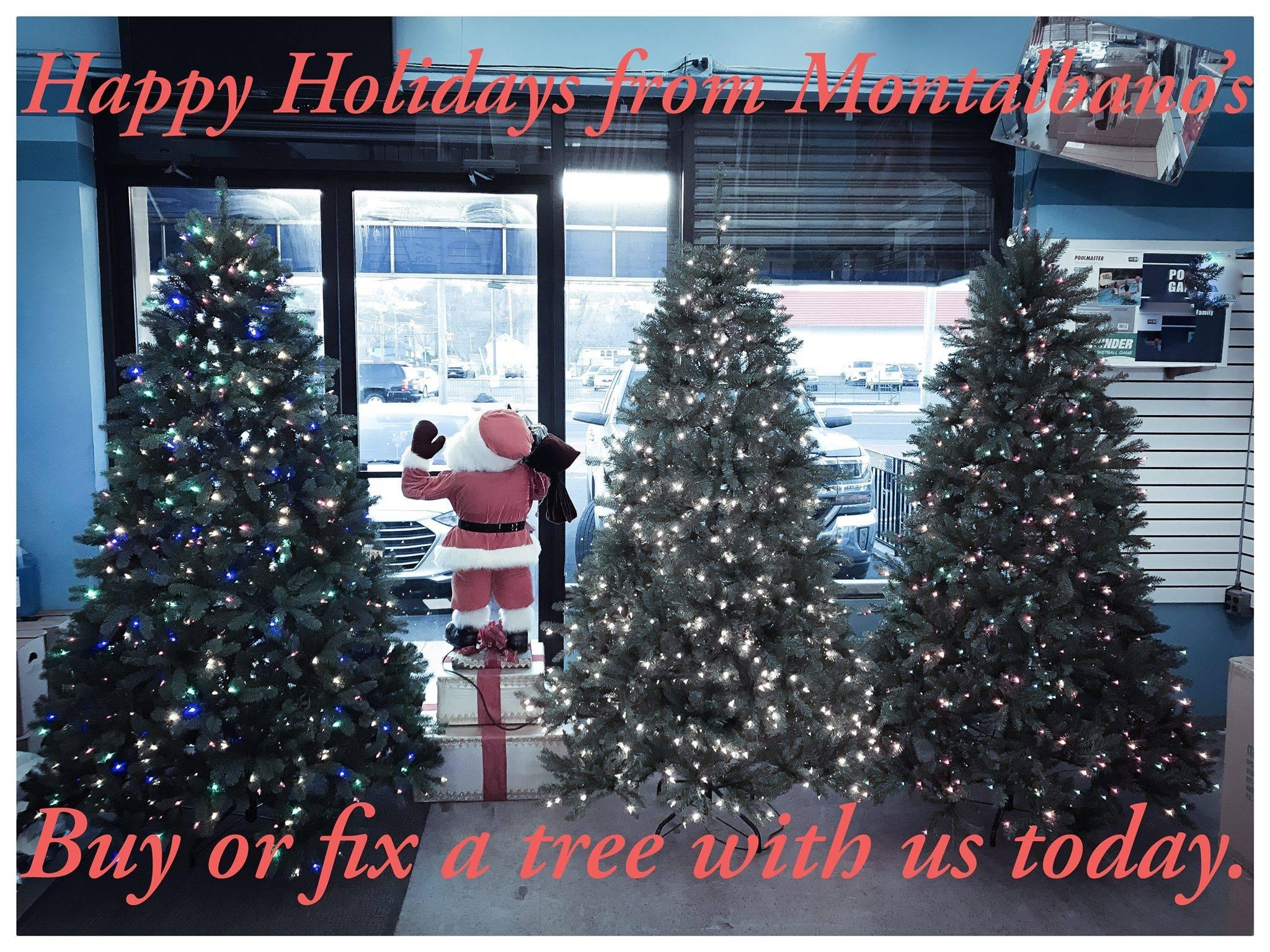 Count on Us for the Holidays