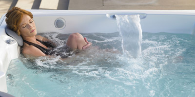 Hot Tub Health Benefits Visual List Item Image