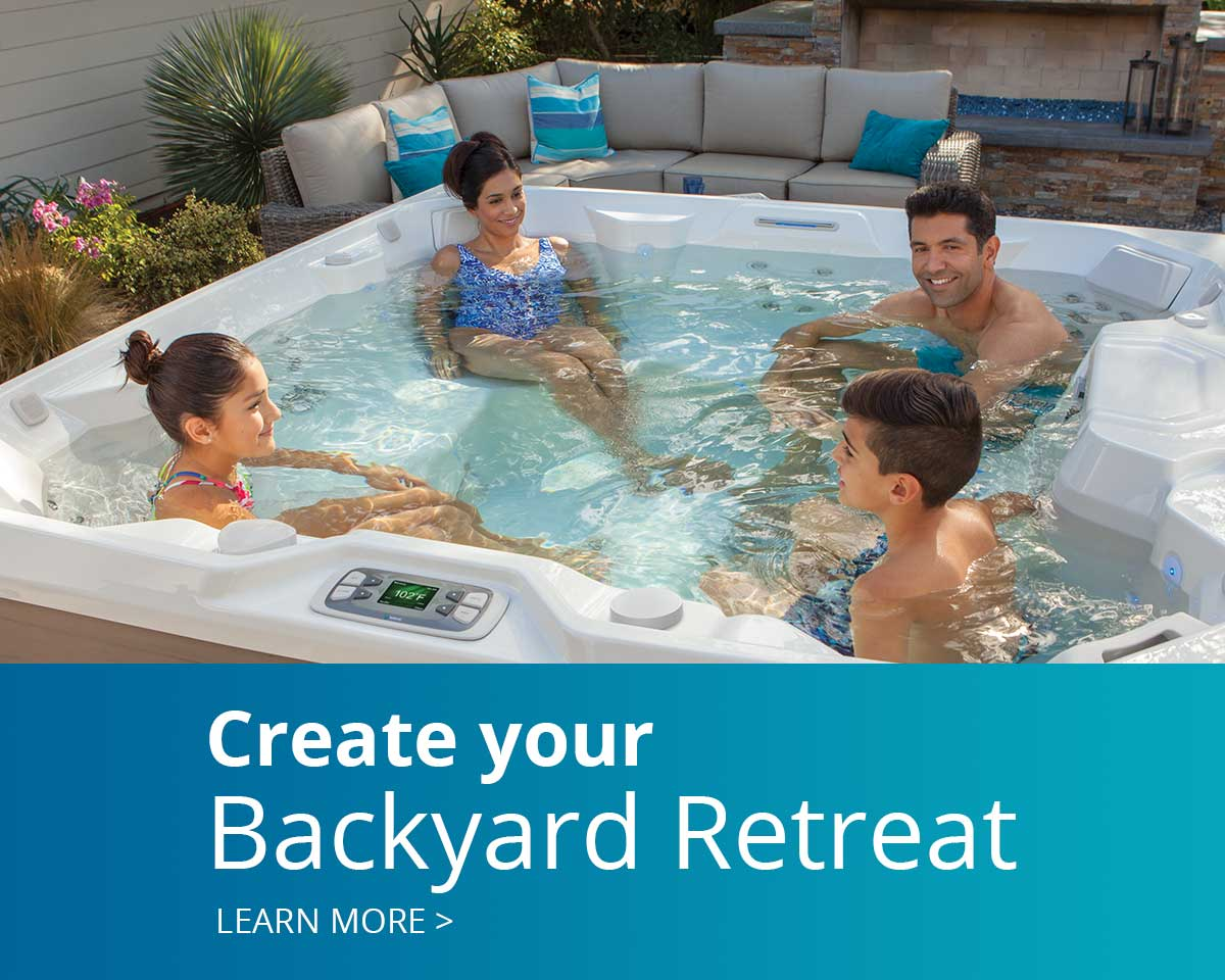 Create Your Backyard Retreat, Call Us Today