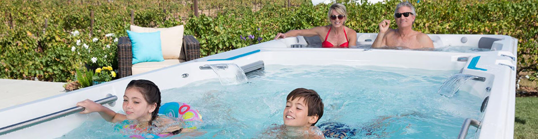 Soothe Chronic Pain with a Lap Pool at Home, Swim Spas Dealer Cody