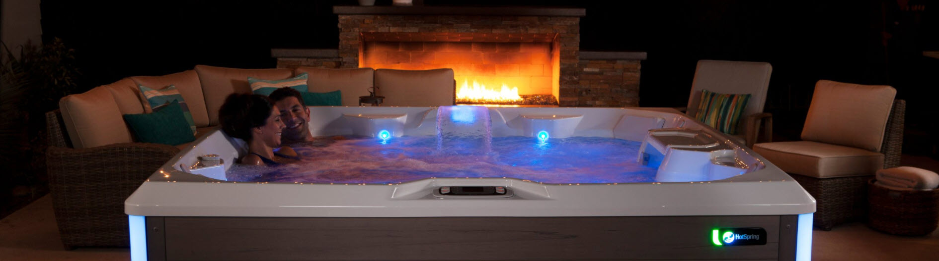 How a Salt Water Spa Boosts Relaxation, Hot Tub Sale Near Billings