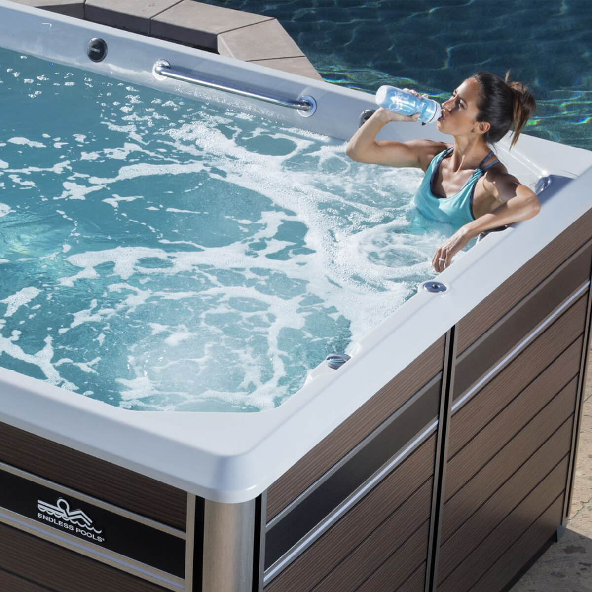 E550 Endless Pools® Fitness Systems - Coral Isle Swim Pools