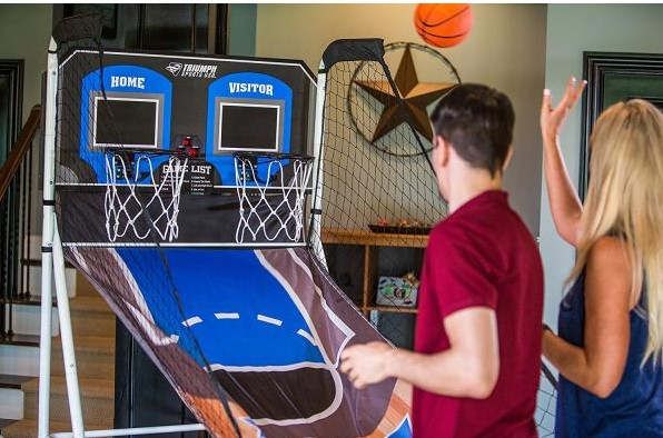 Basketball Arcade Games Family Image
