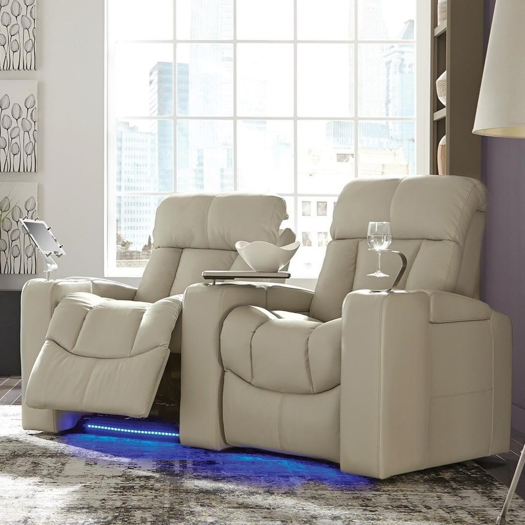 Theater Seating Family Image