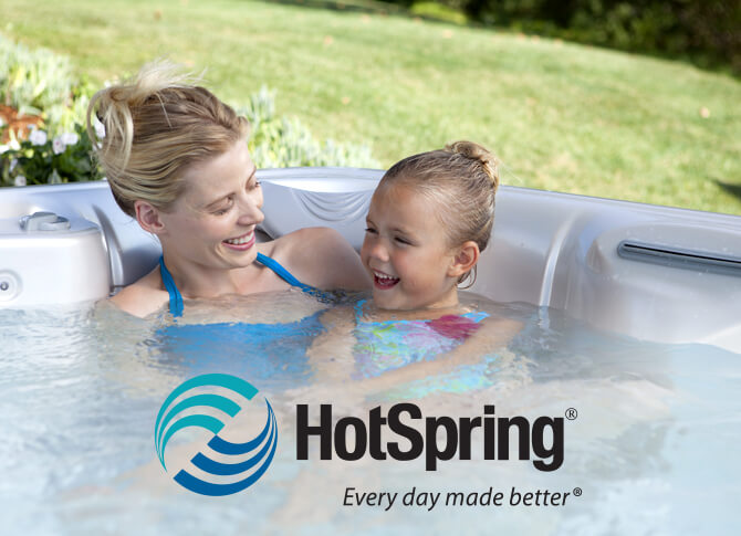 Hot Springs Water Care Family Image