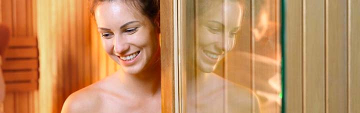 A Sauna Protects During Cold and Flu Season