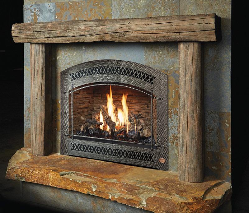 Hand-Hewn Timber Custom Shop Mantels product image